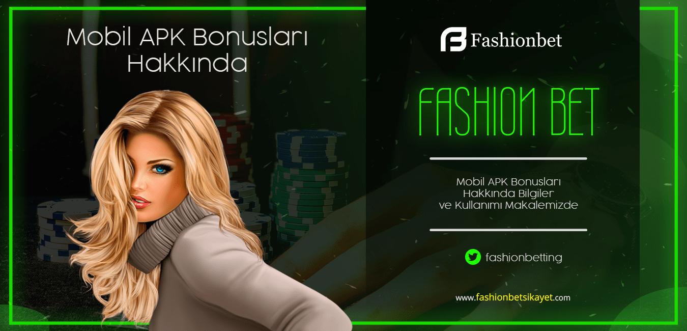 Fashionbet Bonus