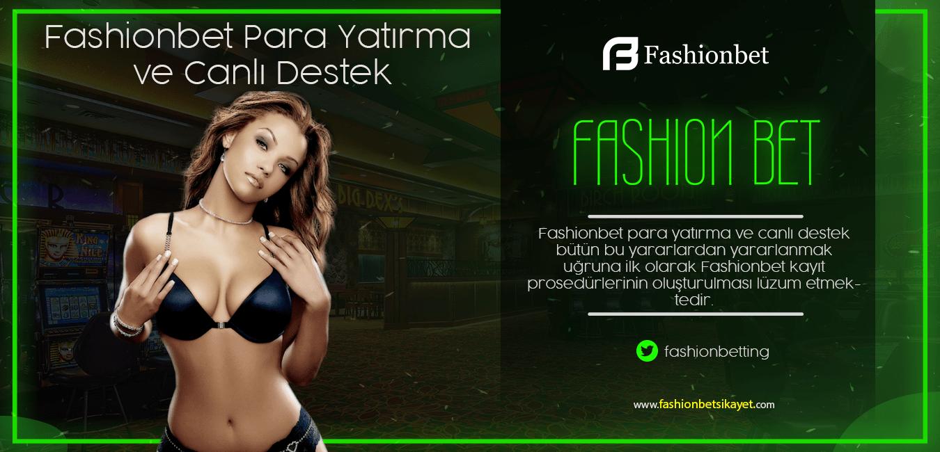 Fashionbet Destek