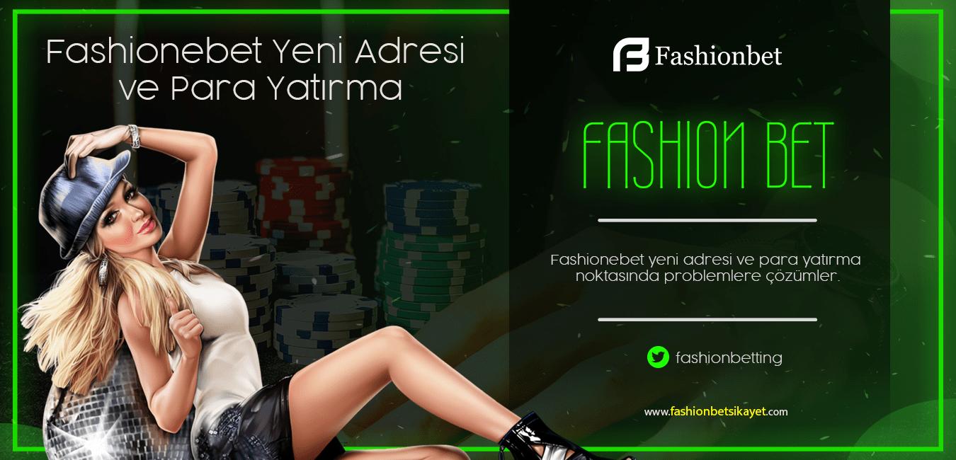 Fashionbet Para Yatırma