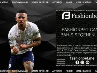Fashionbet Canlı Bahis Seçenekleri