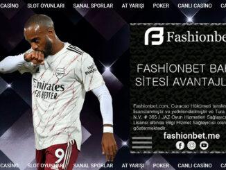 Fashionbet Bahis Sitesi Avantajları