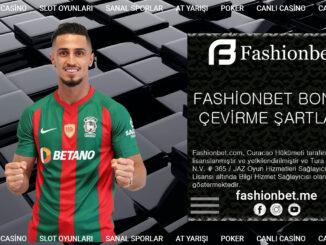 Fashionbet Bonus Çevirme Şartları