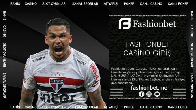 Fashionbet Casino Giriş