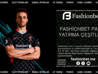 Fashionbet Para Yatırma Çeşitleri