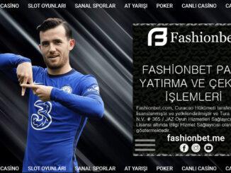 Fashionbet Para Yatırma ve Çekme İşlemleri