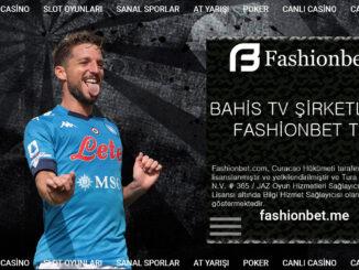 Bahis TV Şirketleri- Fashionbet TV