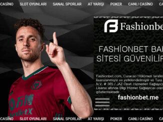 Fashionbet Bahis Sitesi Güvenilir Mi