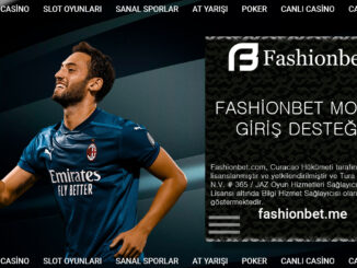 Fashionbet Mobil Giriş Desteği