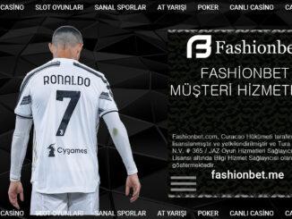 Fashionbet Müşteri Hizmetleri
