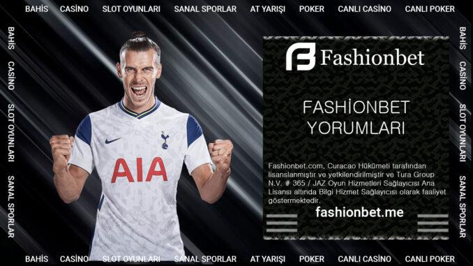 Fashionbet Yorumları