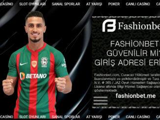 Fashionbet Güvenilir mi Giriş Adresi Erişim