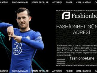Fashionbet güncel adresi